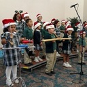 Music, Strings, and Choir Students Perform at the Annual Arts & Crafts Fair photo album thumbnail 2