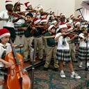 Music, Strings, and Choir Students Perform at the Annual Arts & Crafts Fair photo album thumbnail 6