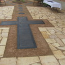Rosary Garden Dedication photo album thumbnail 1
