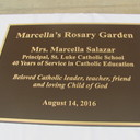 Rosary Garden Dedication photo album thumbnail 4